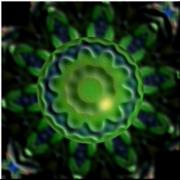Ceramics1greenmosaicxl