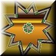 Goldgreenstar